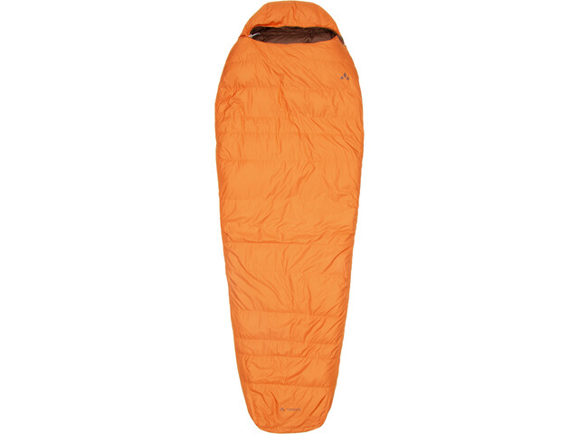 VAUDE Marwees 300 XL Down Slaapzak, orange madder